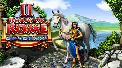 Скачать Roads of Rome: New generation: Android Менеджер игра на телефон и планшет.