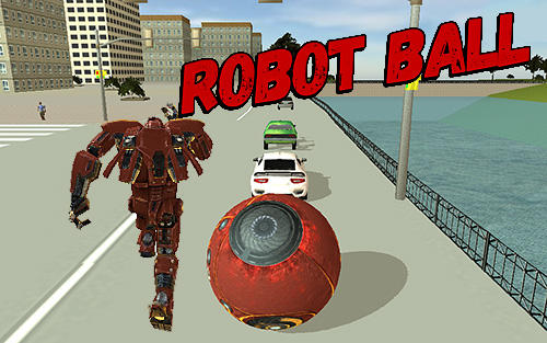 Скачать Robot ball: Android Роботы игра на телефон и планшет.