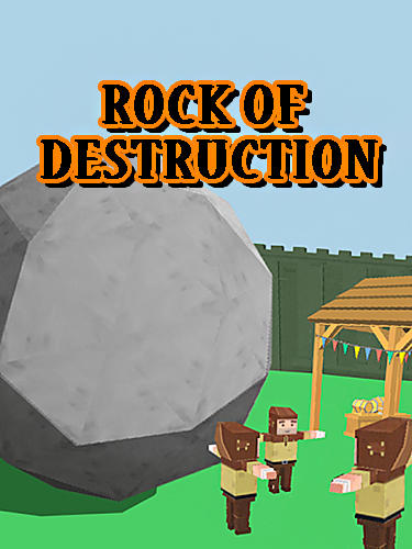 Скачать Rock of destruction: Android Игры с физикой игра на телефон и планшет.