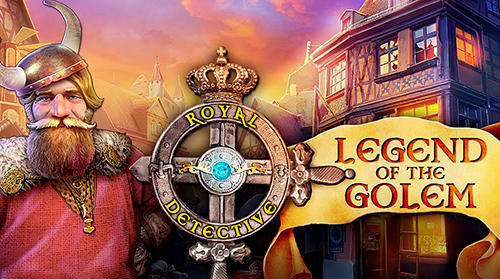 Скачать Royal detective: Legend of the golem: Android Квесты игра на телефон и планшет.