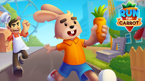 Скачать Run for carrot: Android Платформер игра на телефон и планшет.