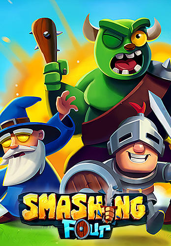 Скачать Smashing four: Android Тайм киллеры игра на телефон и планшет.