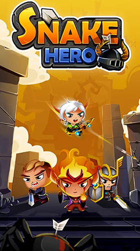 Скачать Snake hero: Xenzia speed battle: Android Тайм киллеры игра на телефон и планшет.