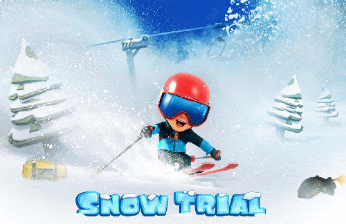 Snow trial