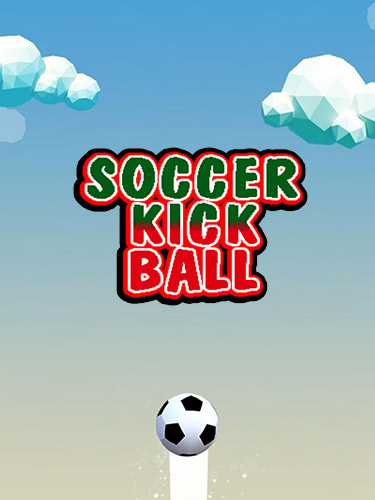 Soccer kick ball