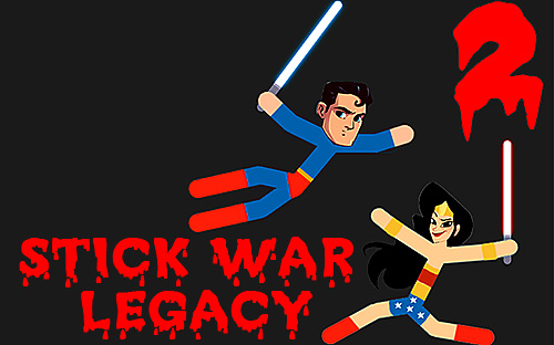 Скачать Stick war: Legacy 2: Android Тайм киллеры игра на телефон и планшет.