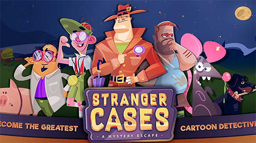 Stranger cases: A mystery escape
