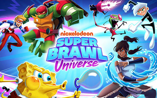 Скачать Super brawl universe: Android Драки игра на телефон и планшет.