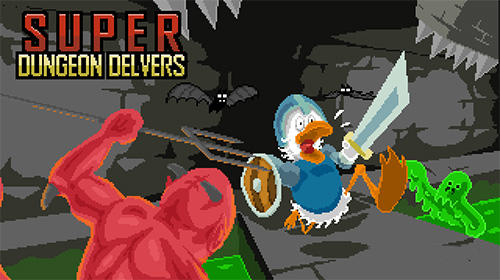 Скачать Super dungeon delvers: Android Платформер игра на телефон и планшет.