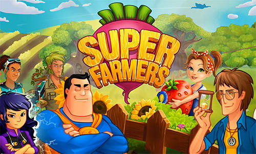 Скачать Superfarmers: Android Ферма игра на телефон и планшет.