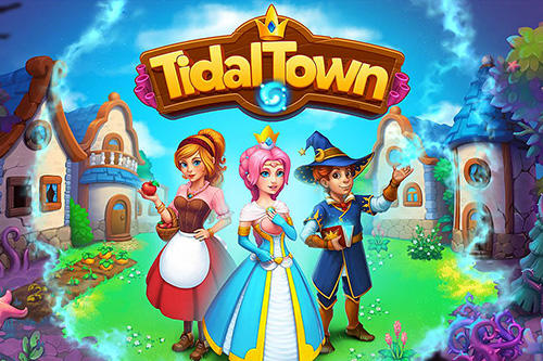 Скачать Tidal town: A new magic farming game: Android Ферма игра на телефон и планшет.