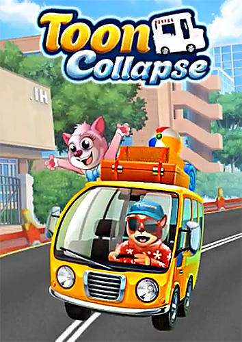 Скачать Toon collapse blast: Physics puzzles: Android Игры с физикой игра на телефон и планшет.