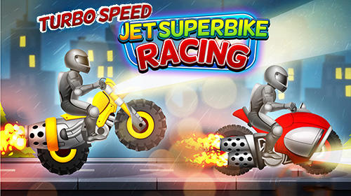 Скачать Turbo speed jet racing: Super bike challenge game: Android Мототриал игра на телефон и планшет.