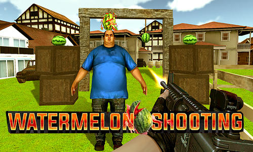 Скачать Watermelon shooting 2018: Android Стрелялки игра на телефон и планшет.