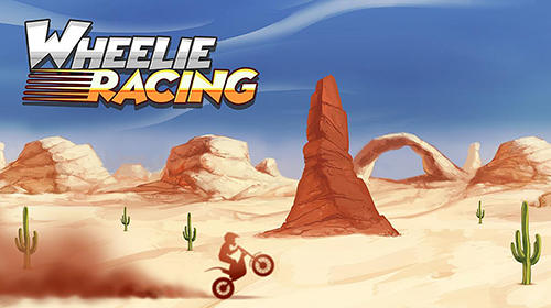 Скачать Wheelie racing: Android Мототриал игра на телефон и планшет.