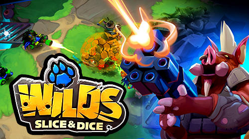 Скачать Wilds: Slice and dice. Wild league: Android Бродилки (Action) игра на телефон и планшет.