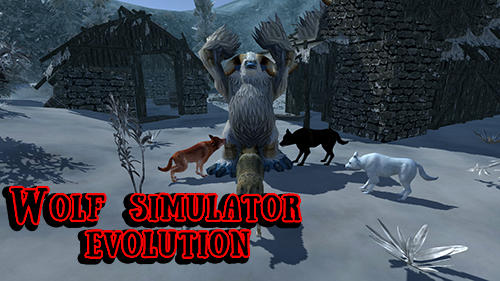 Скачать Wolf simulator evolution: Android Симуляторы игра на телефон и планшет.