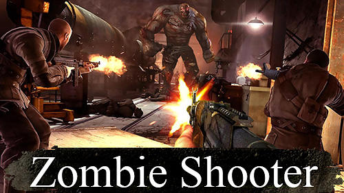Скачать Zombie shooter: Fury of war: Android Зомби игра на телефон и планшет.