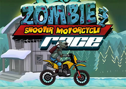 Скачать Zombie shooter motorcycle race: Android Мототриал игра на телефон и планшет.