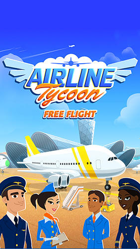 Скачать Airline tycoon: Free flight: Android Менеджер игра на телефон и планшет.