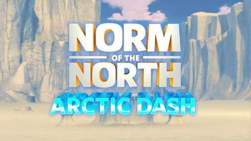 Скачать Arctic dash: Norm of the north: Android Раннеры игра на телефон и планшет.