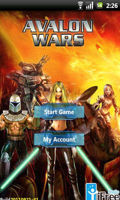 Avalon Wars