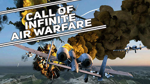 Скачать Call of infinite air warfare: Android Авиасимуляторы игра на телефон и планшет.