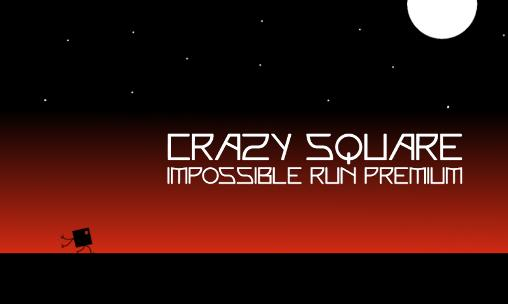 Crazy square: Impossible run premium