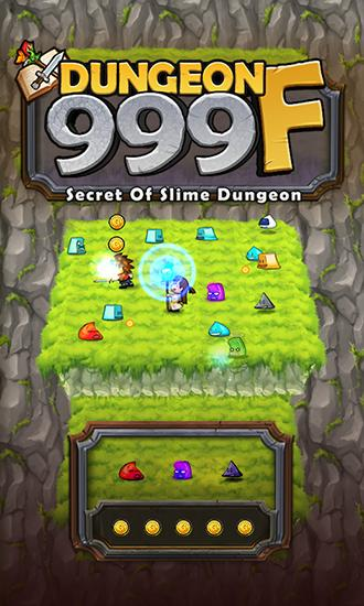 Dungeon 999 F: Secret of slime dungeon