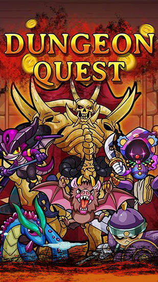 Dungeon quest RPG