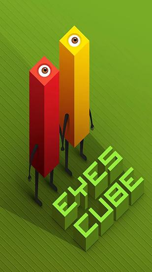 Скачать Eyes cube: Android Тайм киллеры игра на телефон и планшет.