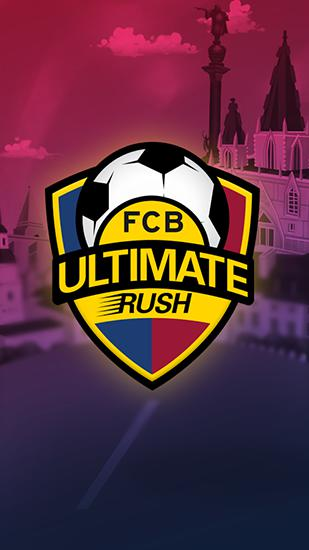 Скачать FC Barcelona: Ultimate rush: Android Раннеры игра на телефон и планшет.