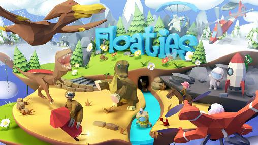 Скачать Floaties: Endless flying game: Android Раннеры игра на телефон и планшет.