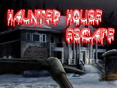 Haunted house escape