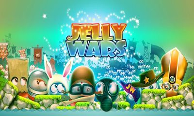 Скачать Jelly Wars Online: Android Стрелялки игра на телефон и планшет.