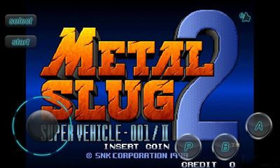 Скачать Metal Slug II: Android Стрелялки игра на телефон и планшет.
