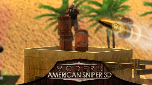 Modern american snipers 3D