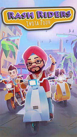 Скачать Rash riders: India tour: Android Раннеры игра на телефон и планшет.