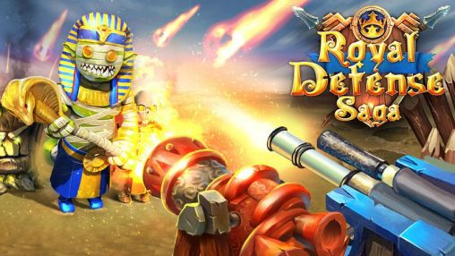Royal defense saga