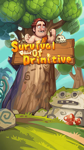 Скачать Survival of primitive: Android Менеджер игра на телефон и планшет.