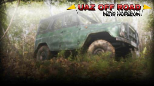UAZ off road: New horizon