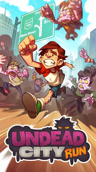 Скачать Undead city run: Android Раннеры игра на телефон и планшет.