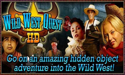 Скачать Wild West Quest: Android Квесты игра на телефон и планшет.