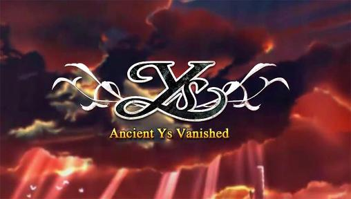 Ys chronicles 1: Ancient Ys vanished