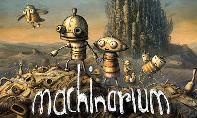 Скачать Machinarium: Android Квесты игра на телефон и планшет.