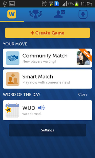 Community Friends Dating Match With Words