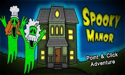 Скачать Spooky Manor: Android Квесты игра на телефон и планшет.