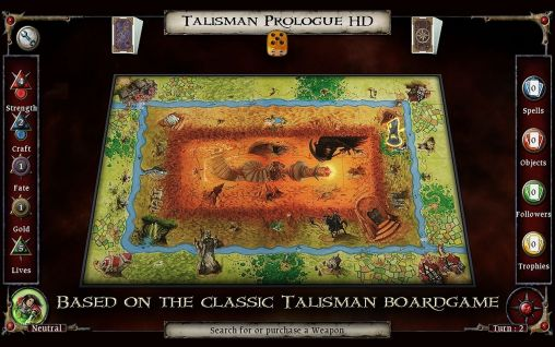 Talisman: Prologue HD