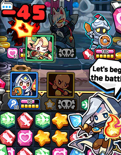 Battle pop: Online puzzle battle