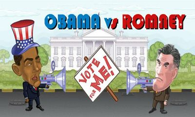 Скачать Obama vs Romney: Android Стрелялки игра на телефон и планшет.